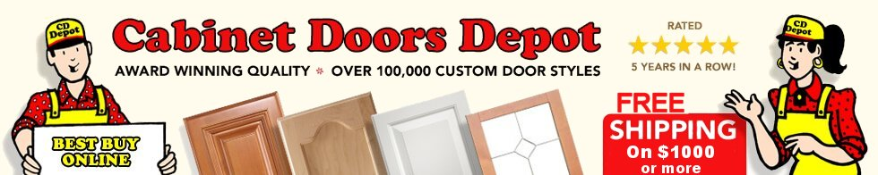 Cabinet Doors - DIY Cabinet Refacing Supplies | Replacement ...