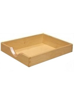 Wood Roll-Out Trays