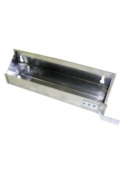 Stainless Steel Tip Out Tray